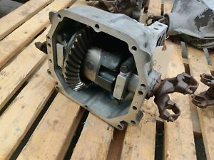 1985 Corvette C4 Dana 36 Rear Differential 3 07 Ratio Posi Good Used