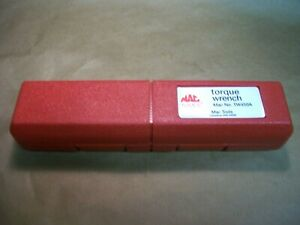 Mac Tools 1 4 Drive Torque Wrench Tw450a