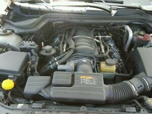 12 Chevrolet Caprice Ls2 Engine With Six Speed 6l80e Auto Transmission 69k