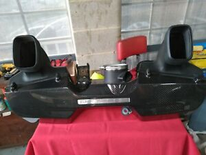 Air Intake Box Oem Carbon Fiber With Ducts Porsche 2007 997