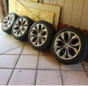 4 Bmw Wheels Rims And Tires 245 45 19