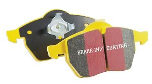 Ebc Brakes Dp43012r Yellowstuff Street And Track Brake Pads Fits 13 15 Ats Cts