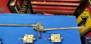 60 61 62 63 64 1965 Mercury Comet Station Wagon Tail Gate Latch Falcon Complete