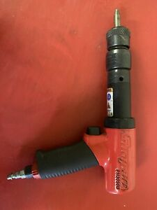 Snap On Excellent Ph3050b Red Heavy Duty Air Hammer