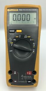 Fluke 79 Iii True Rms Multimeter meter Only