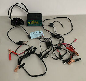 Deltran Battery Tender Plus 12v 1 25a Automatic Battery Charger W Extra Cables