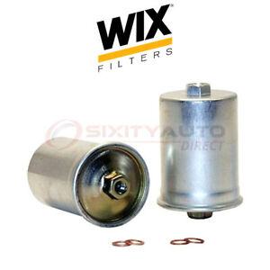Wix Fuel Filter For 1996 2006 Audi A6 Quattro 2 7l 2 8l 3 0l 4 2l V6 V8 Vw