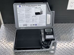 Robinair Tif9010a Slimline Refrigerant Electronic Charging recover Scale 145231