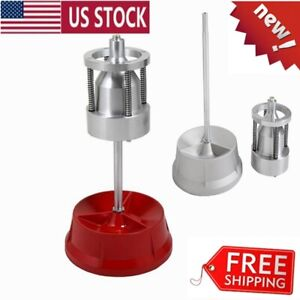 Heavy Duty Rim Tire Cars Truck Hubs Wheel Balancer W Bubble Level Lightweight