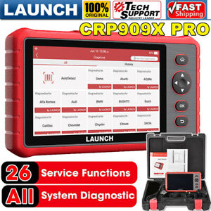 Launch X431 Auto Diagnostic Tool Car Obd2 Scanner Epb Sas Tpms Reset Code Reader