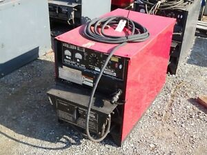 Lincoln Electric Dc Arc Welder Idealarc Dc 600