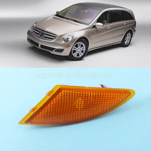 Front Left Bumper Turn Signal Light Fit For Mercedes benz R320 R350 R63 Amg 251