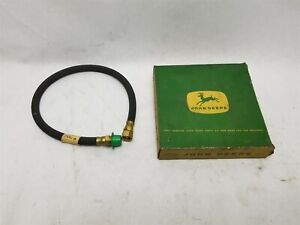 John Deere Nos Diesel Tractor Fuel Hose At11673t At11333t At12293t 435 440id