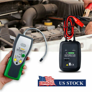 Car Cable Wire Short Open Finder Reciever System Diagnostic Circuit Tester Tool