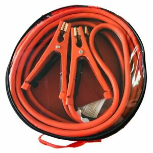 12 16 20 25 Ft Heavy Duty Power Booster Cable Emergency Car Truck Battery Jumper