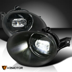 For 2002 2008 Dodge Ram 1500 09 09 Ram 2500 3500 Led Driving Fog Lights Lamps