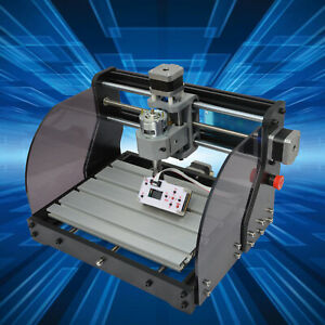 Cnc 3018 Pro Max Mini Woodworking Laser Engraver Offline 3axis Pcb Router Miller