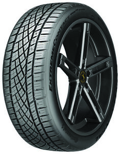 1 New Continental Extremecontact Dws06 Plus 245 40zr20 Tires 2454020 245 40 2