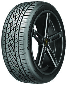 2 New Continental Extremecontact Dws06 Plus 275 35zr19 Tires 2753519 275 35 1