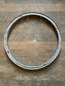 1919 1927 Ford Model T Wood Spoke Wheel Fellow Rim Ring 30x3 30x3 1 2 Vg 1