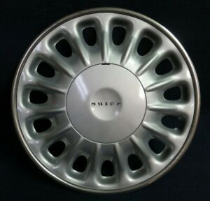 Buick Lesabre 2000 2005 15 15 Hole Silver Wheel Cover Hubcap 1 Oem 1151