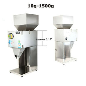 110v Powder Filling Machine Filler Automatic Weighing And Filling 10 1500g