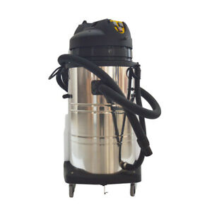 110v Multifunctional Carpet Shampoo Extractor Floor Cleaning Machine 80l 22gal