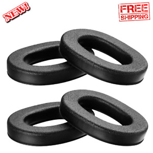 Prohear 2 pair Foam Ear Pads For 3m Worktunes Connect Hearing Protector