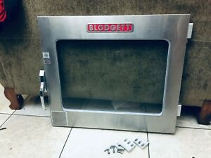 Blodgett Bc14g Ab Commercial Oven Glass Door Assembly With Hinge And Latch