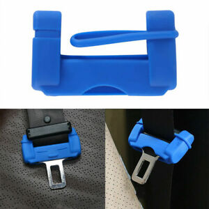 Car Safety Seat Belt Buckle Clip Protector Trim Silicone Cover Car Accessories