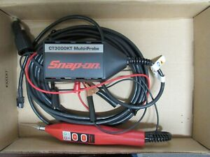 Snap On Multi Probe Designed For 6 48 Volt Dc Systems Part Ct3000kt