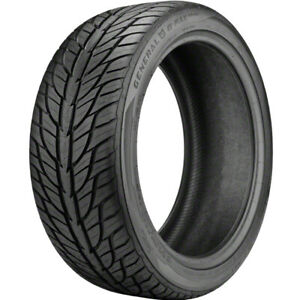2 New General G max As 03 P255 45zr18 Tires 2554518 255 45 18
