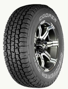 4 New Cooper Discoverer Rtx P255x70r16 Tires 2557016 255 70 16