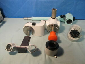 Lot Of Assorted Microscope Accessory qty 5
