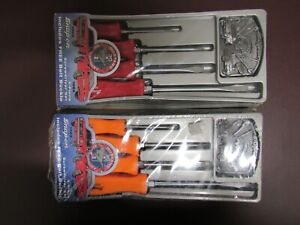 Snap On Collectible 1994 Complete Set Of Mustang 30 Anniversary With Belt Buckle