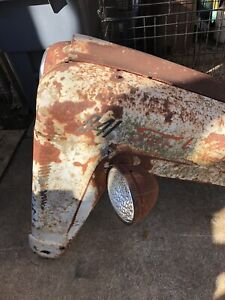 Ford Power Master 800 Tractor Hood