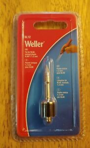 Weller Bl12 Replacment Tip For Bl60 Soldering Iron Conical Shape 047 1 2mm