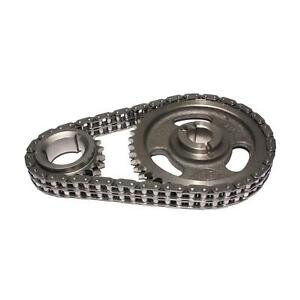 Comp Cams 3138 Hi tech Roller Race Timing Chain Set Ford 5 0 5 8l
