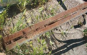 Late 1920 S Chevrolet Gm Front Ford Bumper Rear Bumper