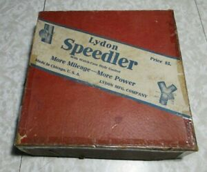 Early 1900 S Lydon Speedler Carburetor Intake Antique Automobile Ford Model A T