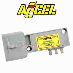 Accel Ignition Control Module For 1986 1995 Ford Mustang 5 0l V8 Uc