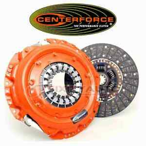 Centerforce Ii Clutch Pressure Plate Disc Set For 1969 1971 Ford Mustang Sb