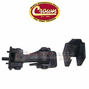Crown Automotive Hood Latch Assembly For 1997 2006 Jeep Wrangler Body Ni
