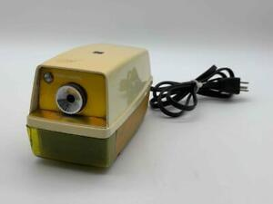 Vintage Panasonic Kp 33n School Electric Pencil Sharpener Point o matic Tested