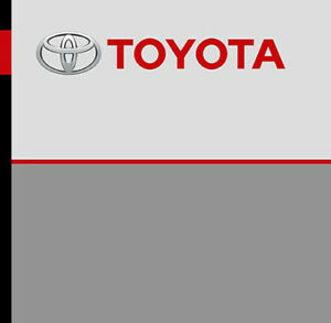 2012 2013 2014 Toyota Prius V Factory Repair Service Workshop Manual Cd