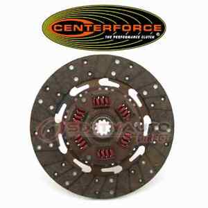 Centerforce I Ii Clutch Friction Disc For 1964 1985 Ford Mustang 4 1l 4 3l Vl