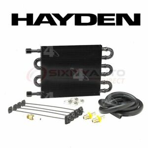 Hayden Automatic Transmission Oil Cooler For 1981 1994 Dodge B250 Radiator Ya