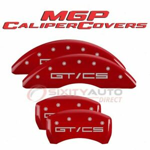 Mgp Caliper Covers Disc Brake Caliper Cover For 2015 2020 Ford Mustang Tx