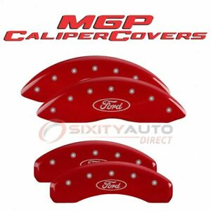 Mgp Caliper Covers Disc Brake Caliper Cover For 2012 2019 Ford F 150 Cy