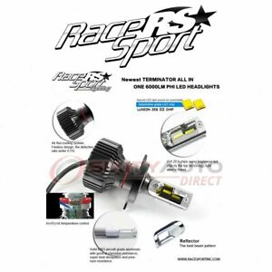 Race Sport Headlight Conversion Kit For 1998 2001 Chevrolet Metro Cy